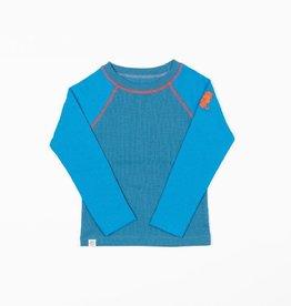 Alba of Denmark Shirt, methyl blue