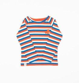 Alba of Denmark Shirt, snorkel/fun stripes