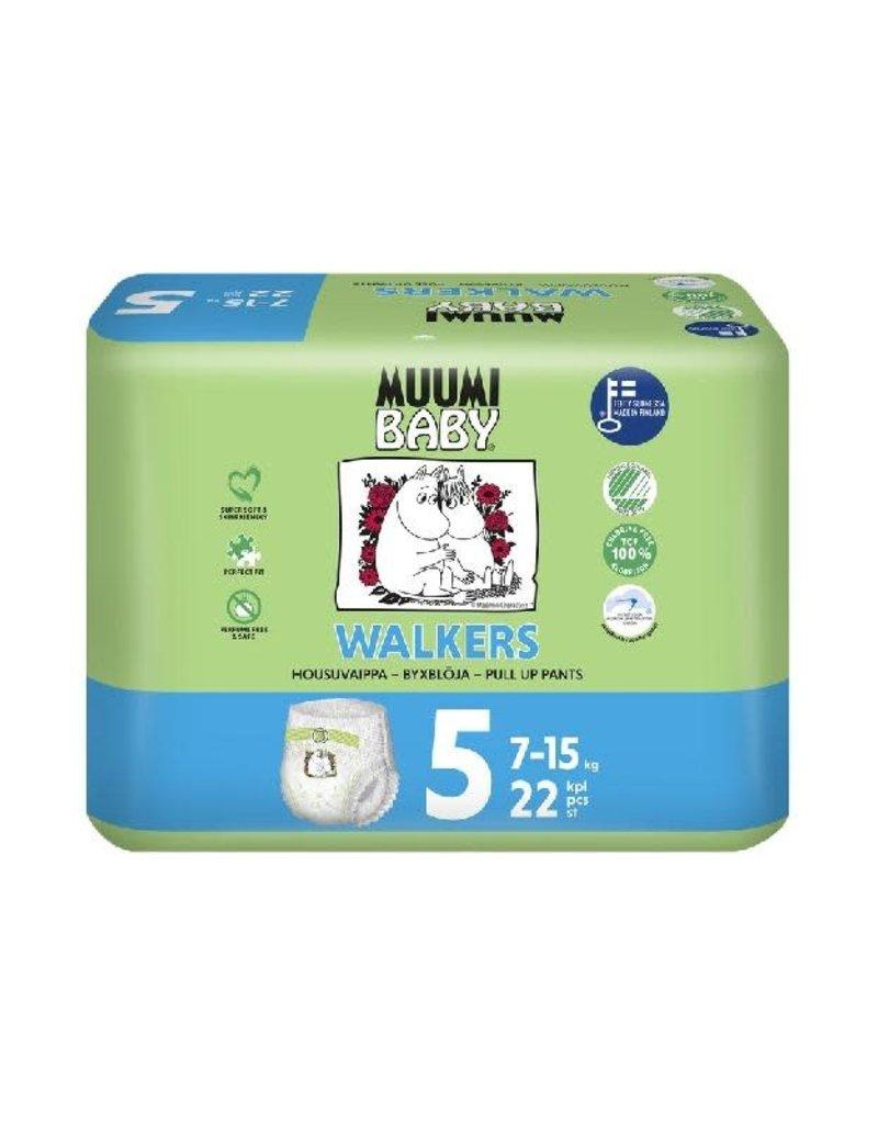 Muumi Muumi - pull-up wegwerpluier size 5, 40 st, 7 - 15 kg