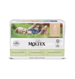 Moltex Wegwerpluier, size 2
