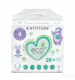 Attitude Eco-wegwerpluier, size 4