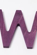 Grimm's Grimm's - letters, drukletter W