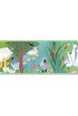 Djeco Djeco - puzzel, het lelijke jonge eendje, 24 stukken