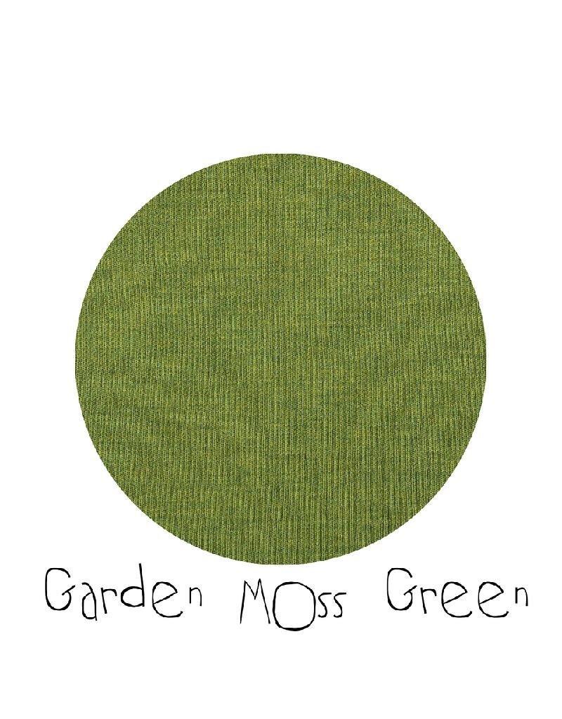 ManyMonths ManyMonths - Hooded Zip Cardigan with side pockets, Garden Moss Green (3-16j)