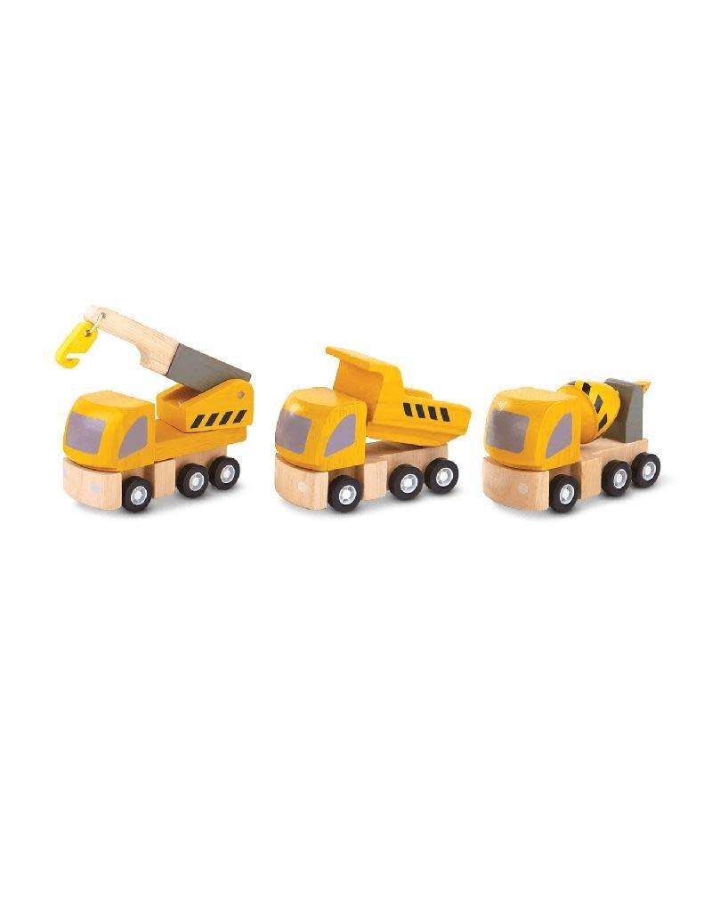 Plan Toys Plan Toys - highway maintenance (6047)