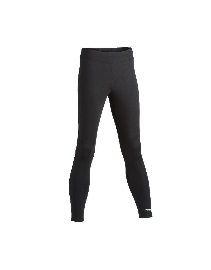 Engel Engel Woman Sports - legging, koord, zakje, wol/zijde, zwart