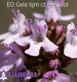 Sjankara EO gele tijm (geraniol)
