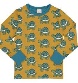 Maxomorra Shirt, tortoise (3-16j)