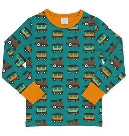 Maxomorra Shirt, train (3-16j)