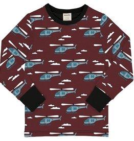 Meyadey Shirt, helicopter sky (3-16j)