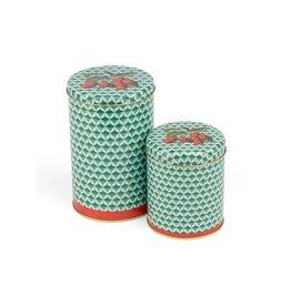 Froy & Dind Cilindervormige box, cherry