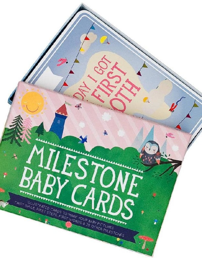 Milestone Milestone - Baby Photo Cards