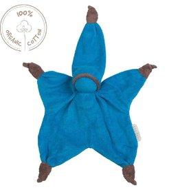 Peppa Knuffelpop, sisco, blauw/zwart