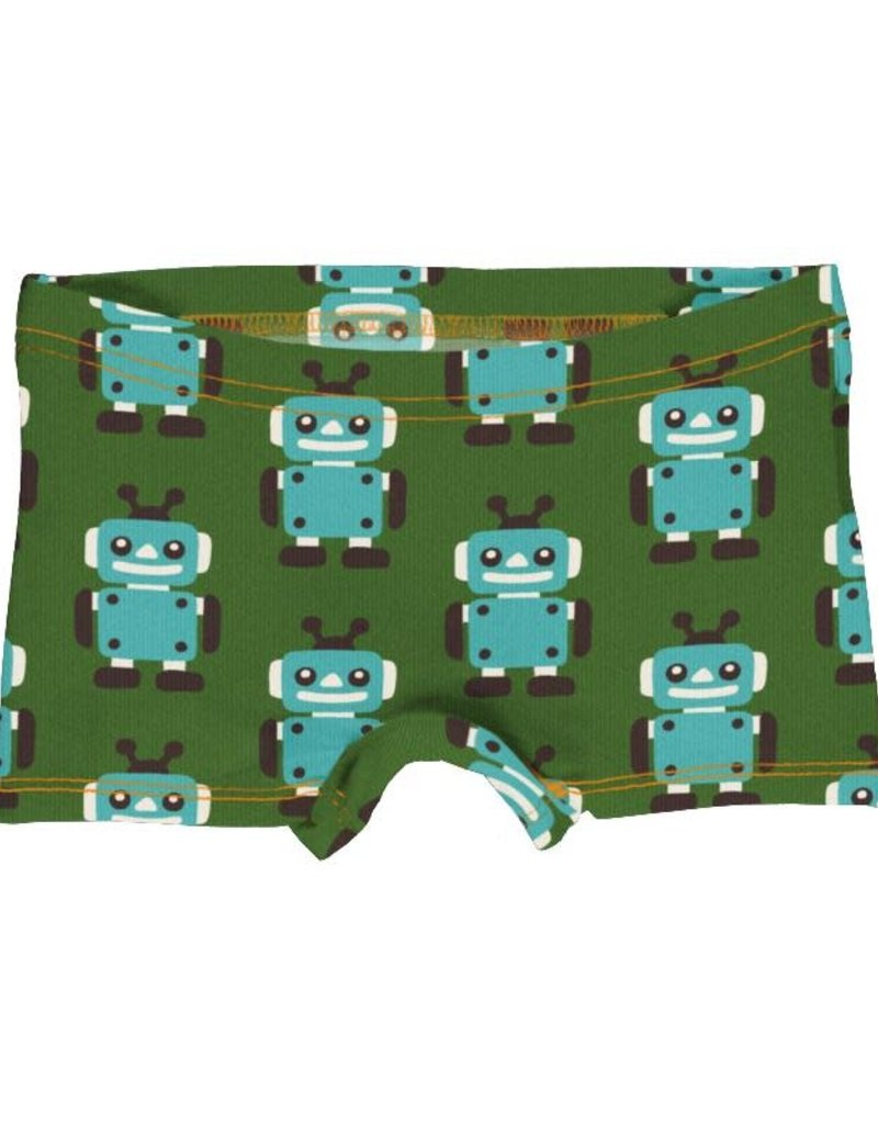 Maxomorra Maxomorra - briefs boxers robot (0-2j)