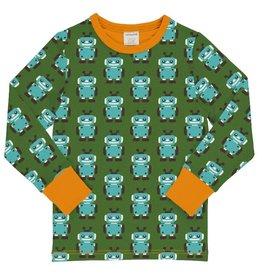 Maxomorra Shirt, robot (3-16j)
