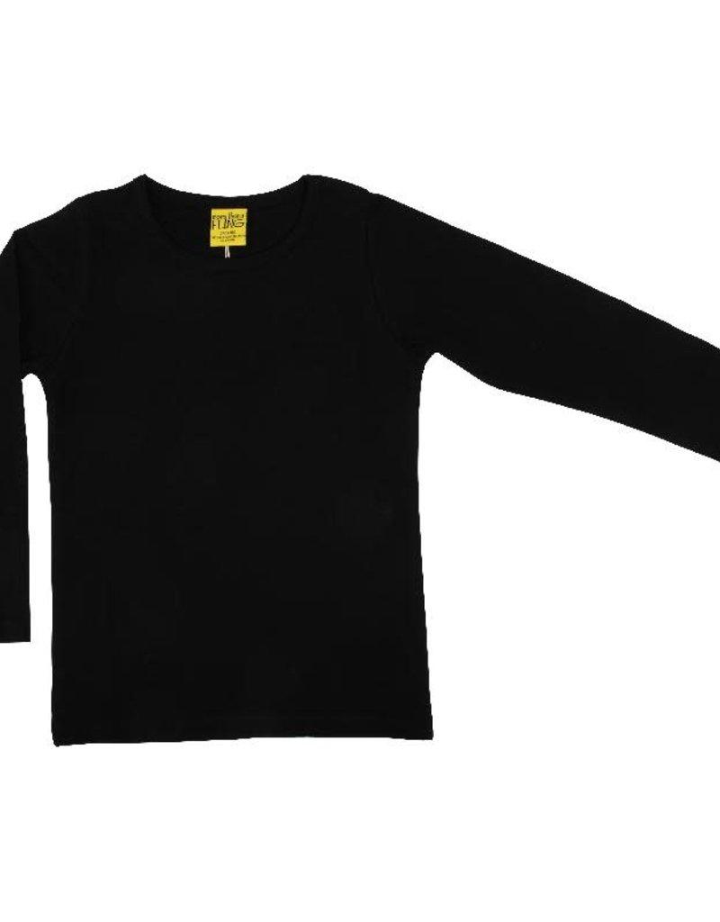 More than a Fling More Than a Fling - Long Sleeve Top, Black (3-16j)