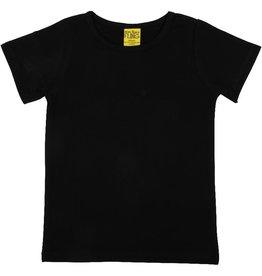 More than a Fling T-shirt, Black (3-16j)
