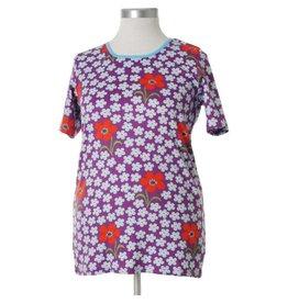 DUNS Sweden T-shirt, Flower Amethyst