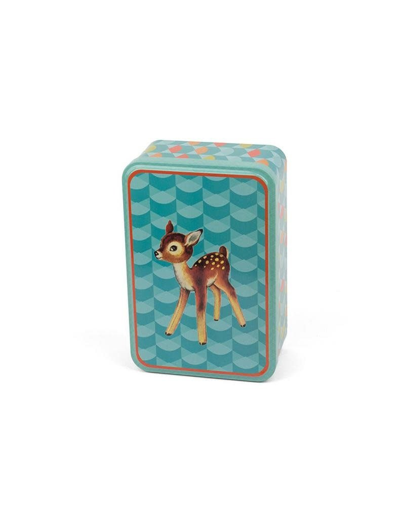 Froy & Dind Froy & Dind - box, rechthoekig, 19,7 x 13 x 6,9 cm, bambi