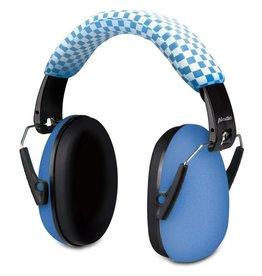 Alecto Kinderkoptelefoon voor gehoorbescherming, blauw