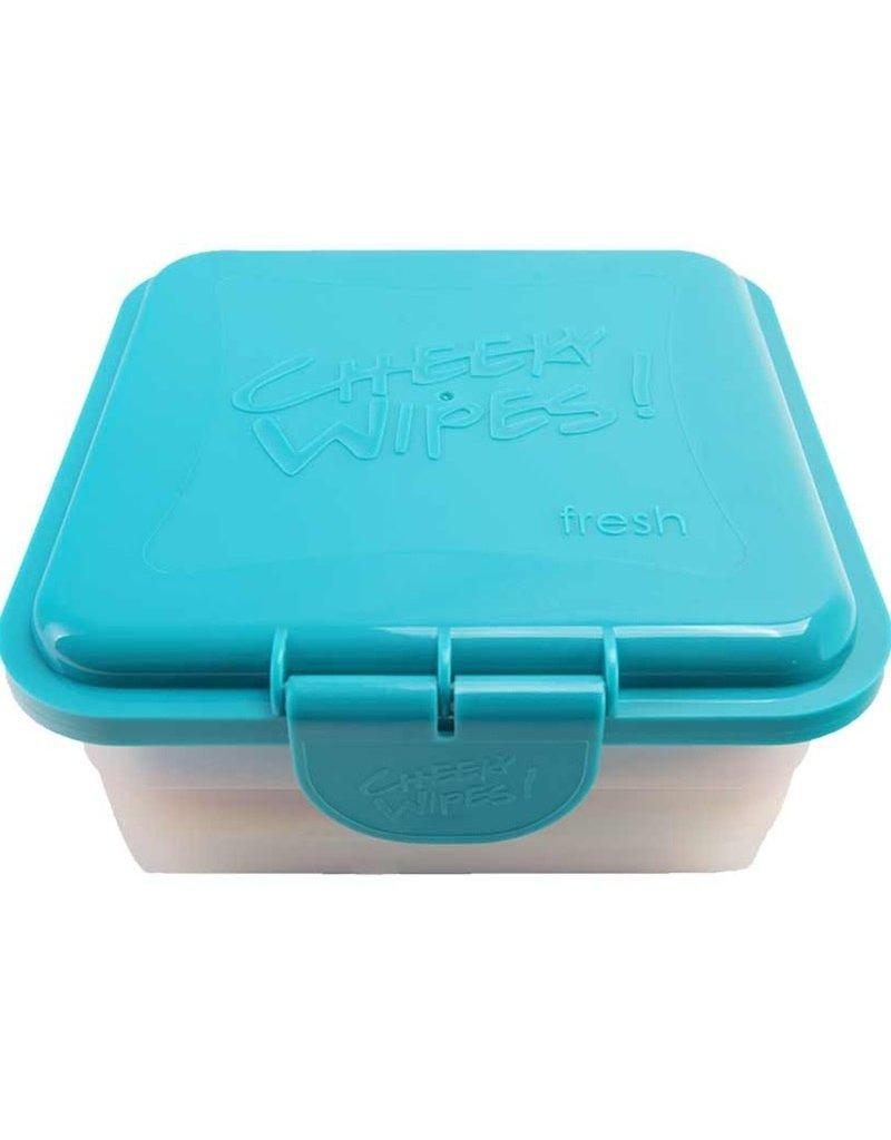 Cheeky Wipes Cheeky Wipes - Fresh Box blauw