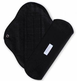 Momiji Maandverband, large, zwart