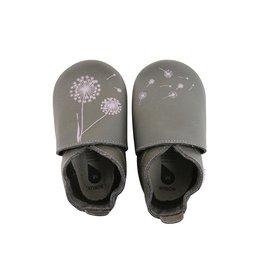Bobux Soft sole, grey, dandelion