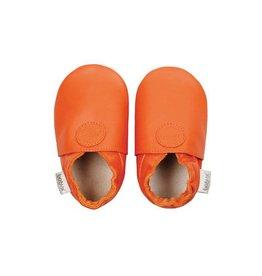 Bobux Soft sole, orange, classic dots