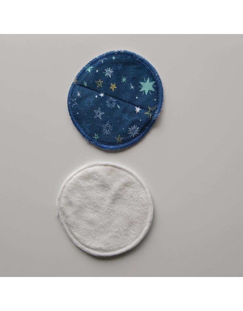 Cheeky Wipes Cheeky Wipes - Make-up pads, starry night