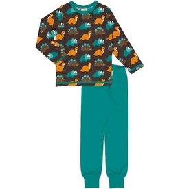 Maxomorra Pyjama set, dinosaurs (3-16j)