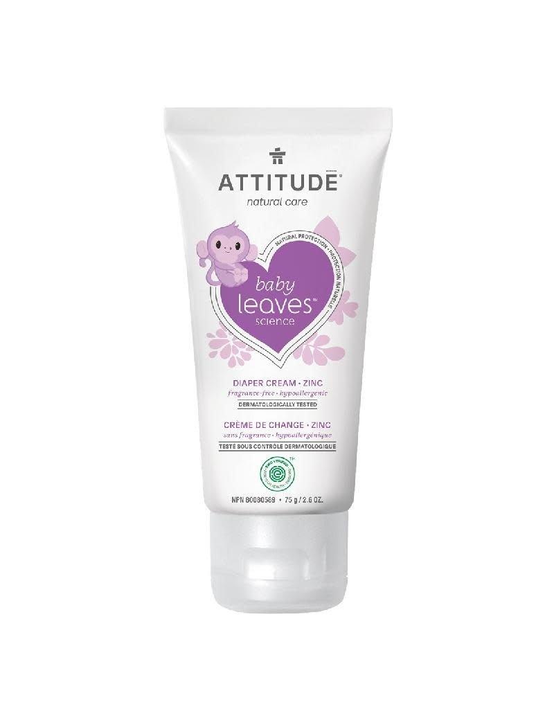 Attitude Attitude - Baby Leaves luieruitslag crème