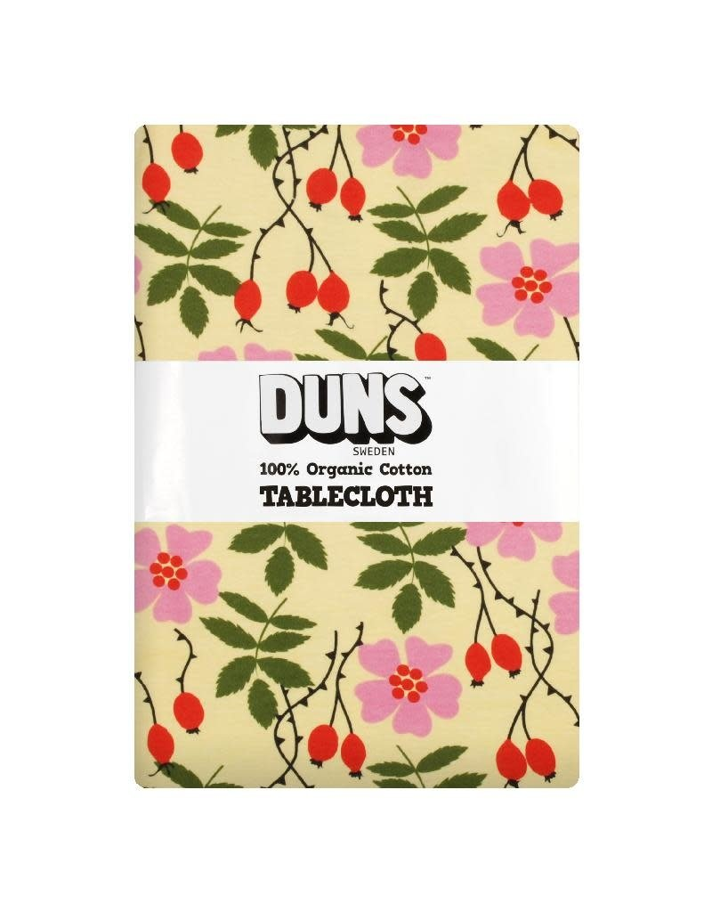 Duns Sweden Duns Sweden - Tablecloth 220x140cm, Rosehip Yellow