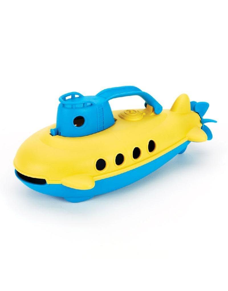 Green Toys Green Toys - duikboot, geel