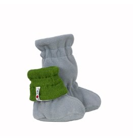 ManyMonths Adjustable winterbooties, garden moss green (0-2j)
