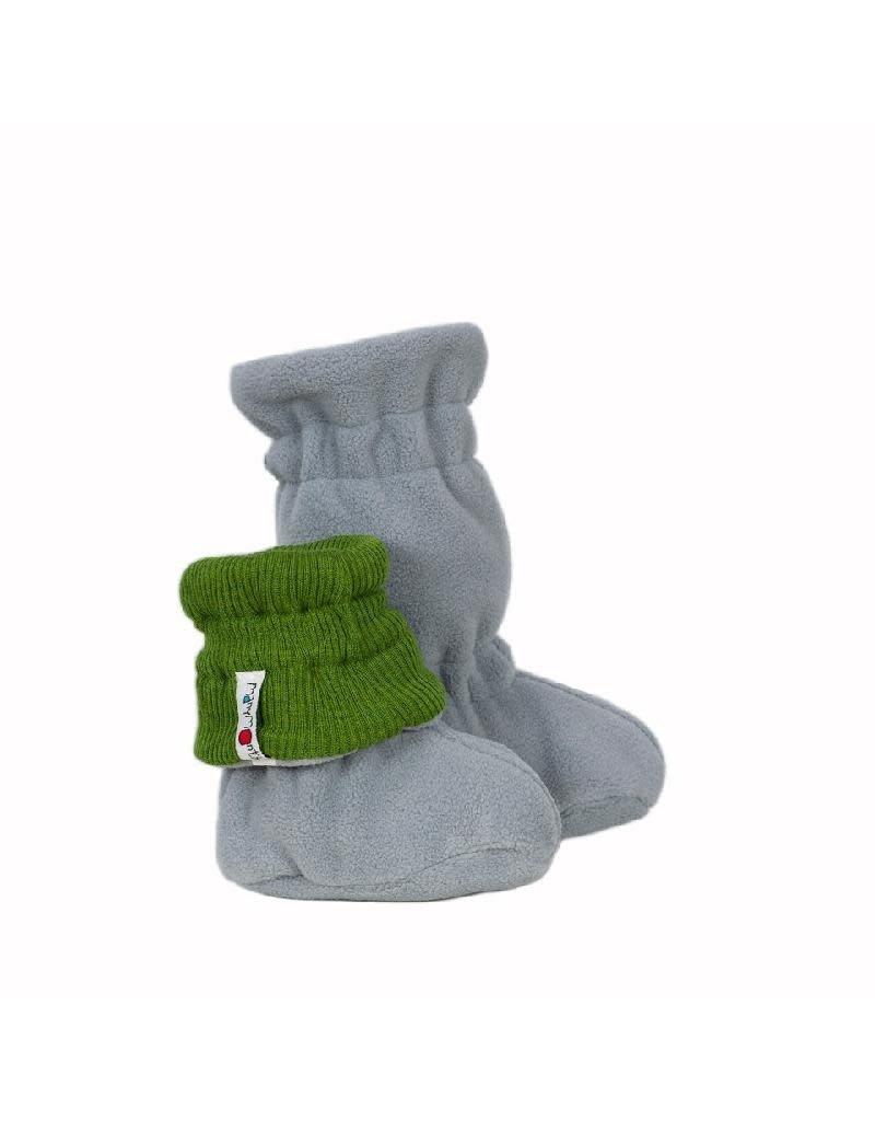ManyMonths ManyMonths - adjustable winterbooties, garden moss green (0-2j)