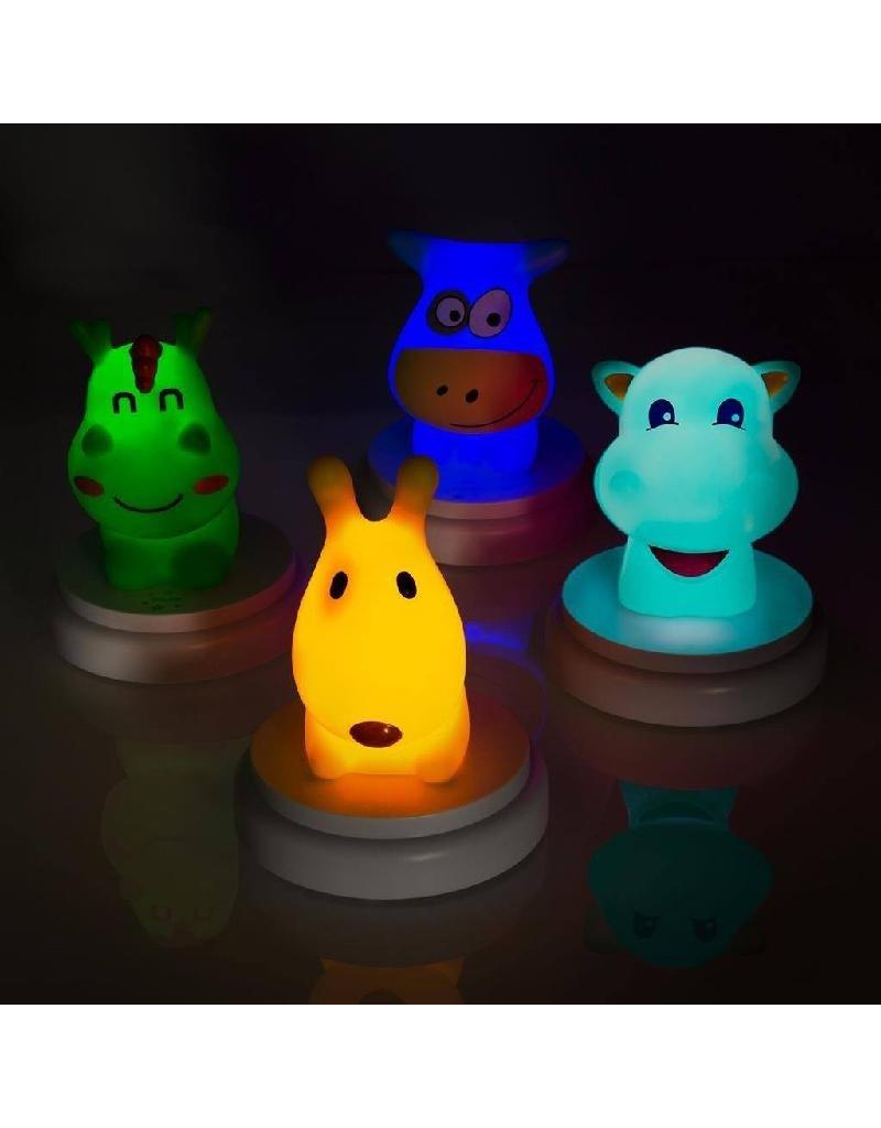 Alecto Alecto - nachtlampje, silly hippo