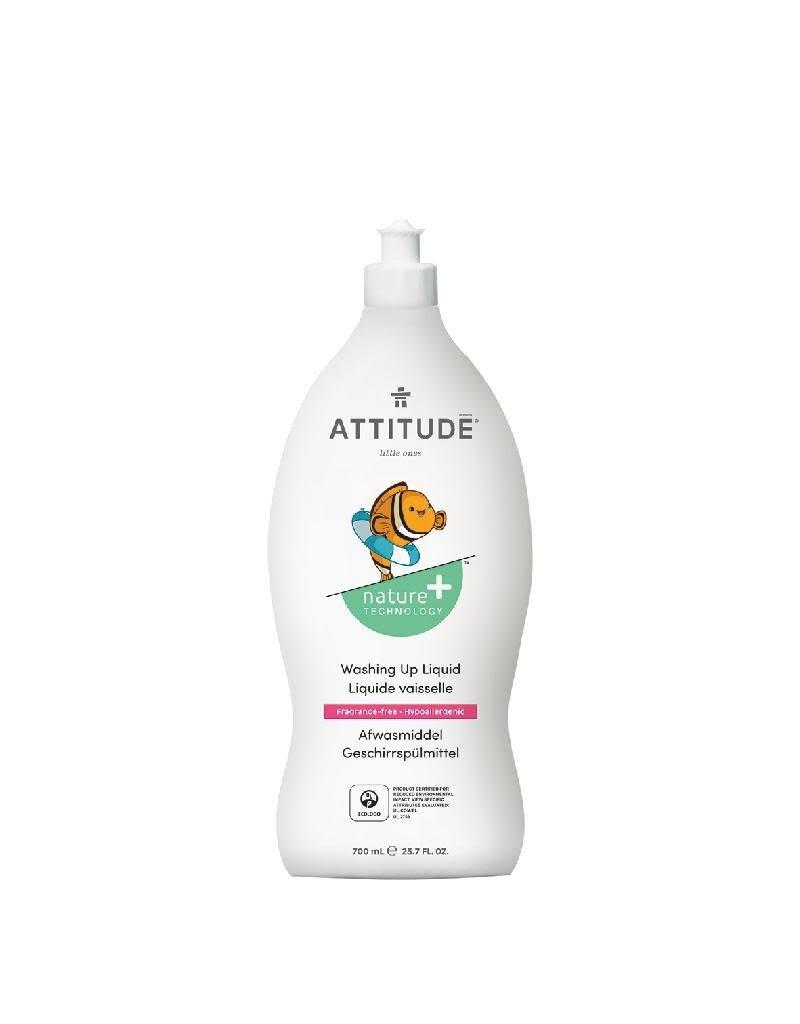 Attitude Attitude - Little ones afwasmiddel, geurvrij