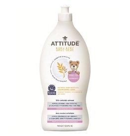 Attitude Sensitive Skin Natural Baby Bottle & Dishwashing liquid