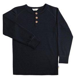 Joha Shirt met knoopjes, navy (3-16j)