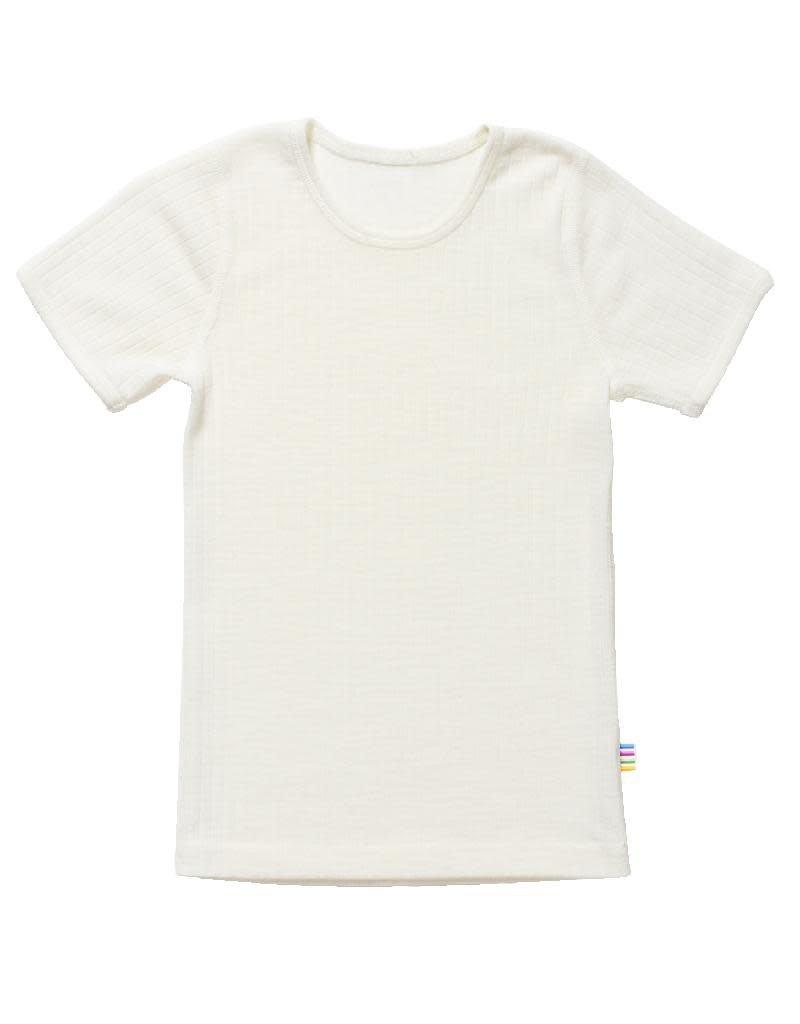 Joha Joha - T-shirt, wol, natuur (3-16j)