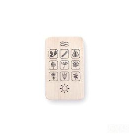 Pinch Toys Houten telefoon, flora