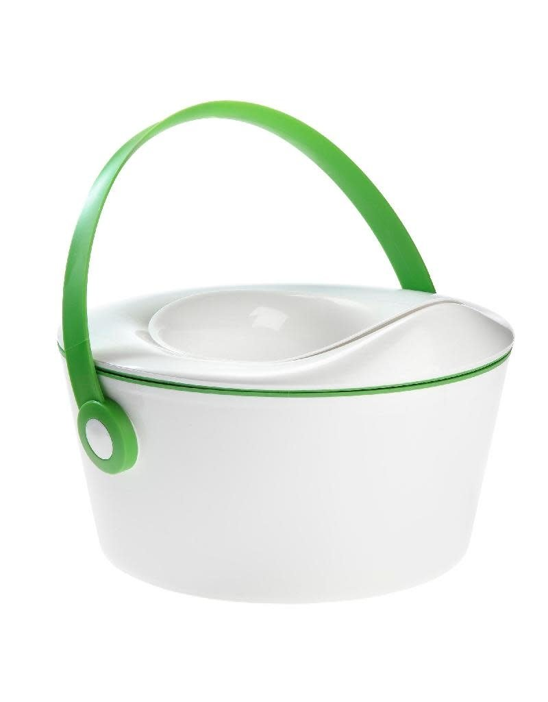 Dotbaby Dotbaby - drie-in-één-potje, groen