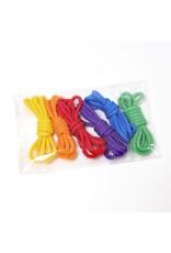Grimm's Grimm's - regenboog touwen, 6 stuks