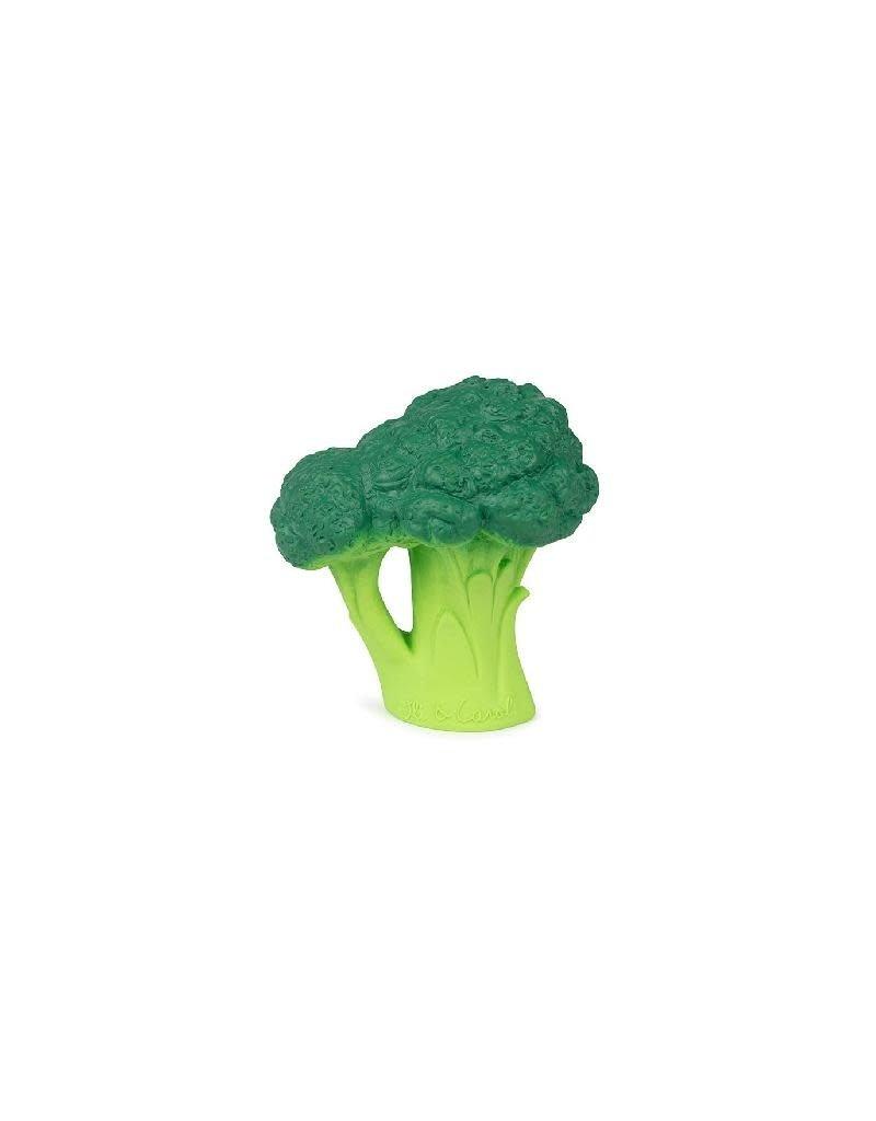 Oli & Carol Oli & Carol - bijtspeeltje, broccoli
