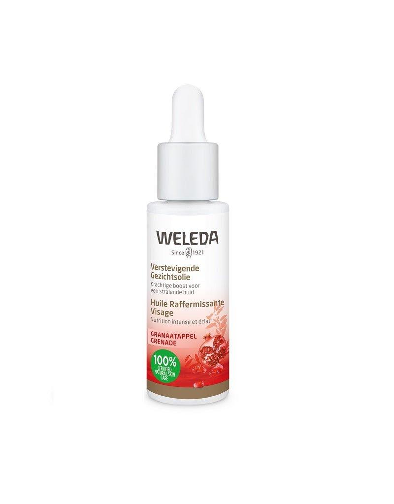 Weleda Weleda  - granaatappel, verstevigende gezichtsolie, 30 ml