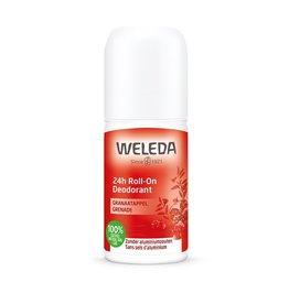 Weleda Roll-on deodorant, granaatappel