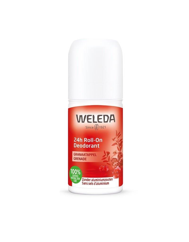 Weleda Weleda - roll-on deodorant, granaatappel, 50 ml