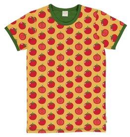 Maxomorra T-shirt, tomato