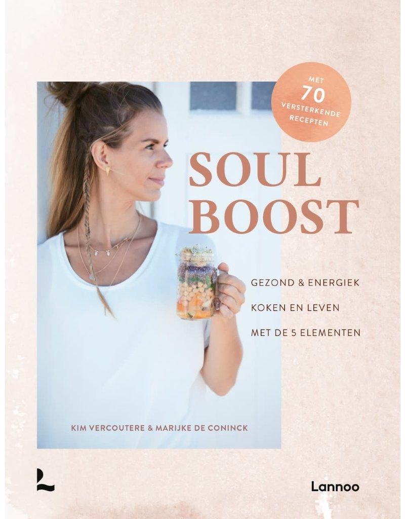 Boeken Lannoo - Soul Boost, Kim Vercoutere en Marijke De Coninck