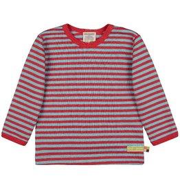 Loud+Proud Shirt, chili gestreept (0-2j)